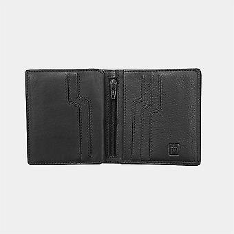Primehide Leather Mens Card Holder Wallet RFID Bloqueando carteira de cartão gents 3311
