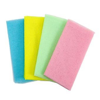 Bath Body Čištění Ručník - Exfoliační vana sprcha mytí drhnutí ručník
