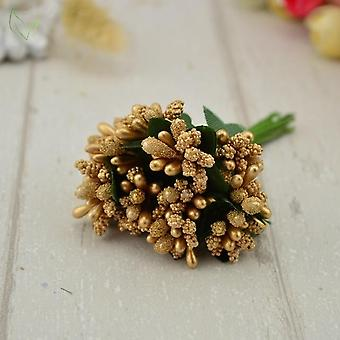 Handgemaakte kunstbloemen