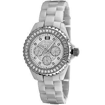 595, Oceanaut Women 'S Oc0213C Quartz White Watch