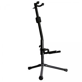 Stand de guitare acoustique push-down spring-up locking
