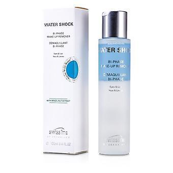 Swissline Water Shock Bi-Phase Make-up Remover - Eyes & Lips 100ml/3.4oz