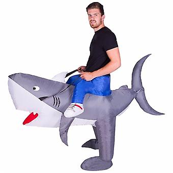 Inflatable Shark Halloween Costume Trick Or Treat Halloween Costume Trick Or Treat