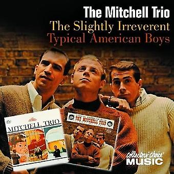 Mitchell Trio - Slightly Irreverent [CD] USA import