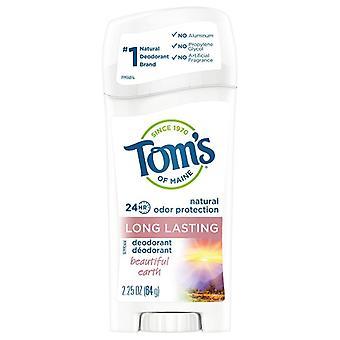 Tom's of Maine Natural Long Lasting Deodorant Beautiful Earth