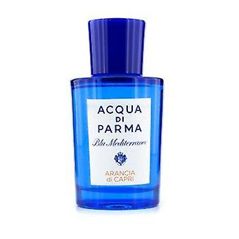 Blu Mediterraneo Arancia Di Capri Eau De Toilette Spray 75ml or 2.5oz