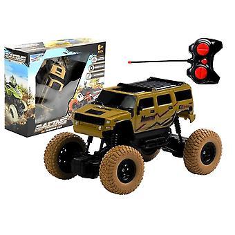 R / C Jeep mit Fernbedienung - 39 x 30 x 13,5 cm
