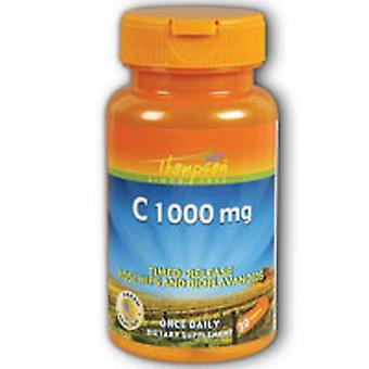 Thompson Vitamin C, 1000 mg, Controlled Release 30 Tabs