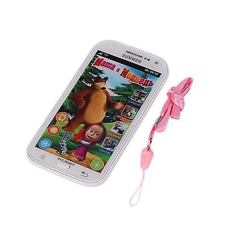 Multifunction Simulator Music Phone -touch Screen Toy