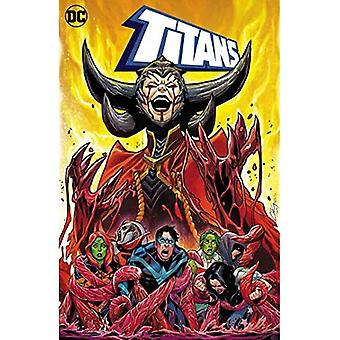 Titans Volume 6: Into the Bleed