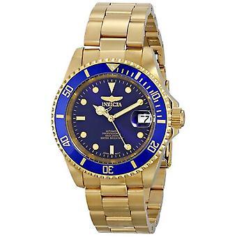 Invicta Automatic Pro Diver 200m Blue Dial 8930ob Men's Watch