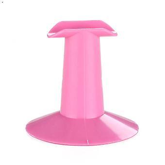 Soft Nail Art Finger Support Stand, držák na zbytek pro gelové lakování, 3D malba