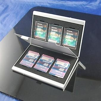 Memory Card Protecter Case Carrying Case Holder Wallet/storage Box