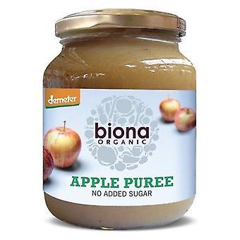 Biona Organicanic Apple puree - Demeter-No added sugar 700g x6