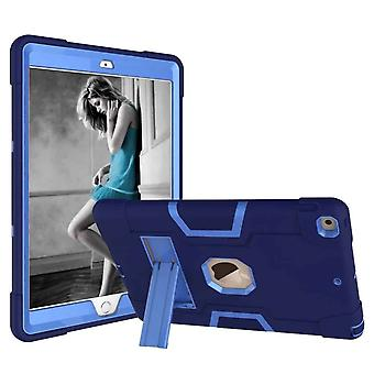 FONU Shock Proof Standcase Backcase Hoes iPad Air 3 (2019) - 10.5 inch - 3e Generatie - Blauw