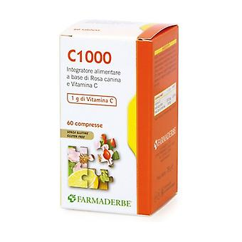 NUTRA C 1000 60CPR 60 tablets