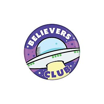 Grindstore Believers Club Abzeichen