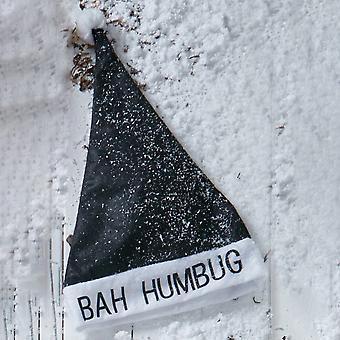 Christmas Shop Bah Humbug Santa Hat