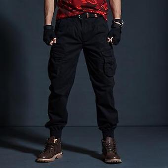 Pantalon casual de haute qualité Hommes Military Tactical Joggers Pants