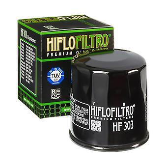 Hiflofiltro HF303 Oil Filter Access ATV 450 Apache 450 SP S