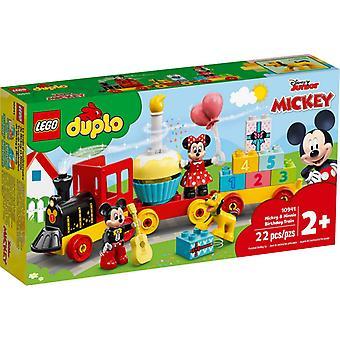 LEGO 10941 Mikke og Minnie Bursdagstog
