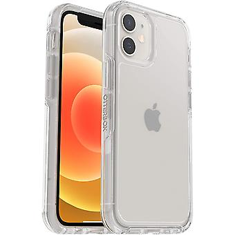 OtterBox Symmetry Clear Series, Clear Confidence for Apple iPhone 12 Mini - Clear