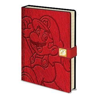 Super Mario Jump A5 Notebook
