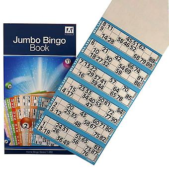"Anker international stacjonarne""1-480"" bingo ticket book 1 multi"