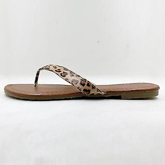 Summer Style Shining, Snake Casual Slippers, Flip-flops Sandals