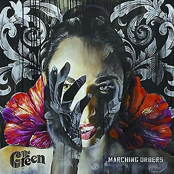 Green - Marching Orders [Vinyl] USA import