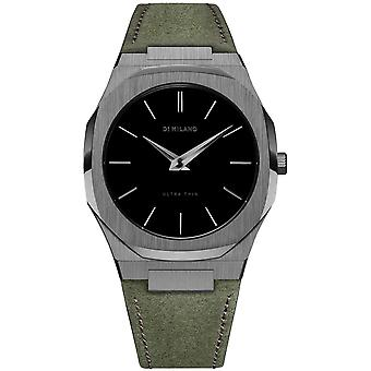Reloj de hombre D1 Milano UTLJ06, cuarzo, 40 mm, 5ATM