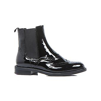Vagabond amina black booties mulheres pretas 002