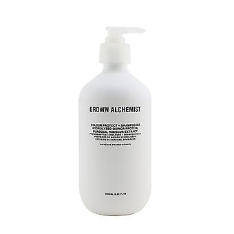 Värisuoja shampoo 0,3 258366 500ml/16,9oz
