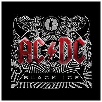 AC/DC Bandana Black Ice Klassikkoalbumi Cover Official New Black (21in x 21in)