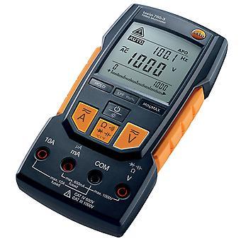 Testo 0590 7603 760-3 TRMS Multimeter