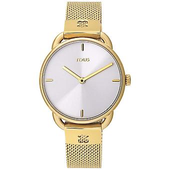 Tous watched let watch for Women Analog Quartz with stainless steel bracelet 000351495