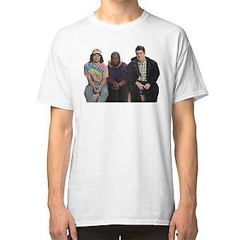 The Crew T Shirt New Girl Show Jess