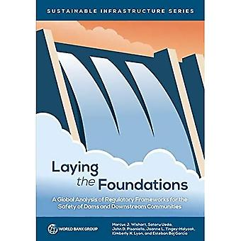 Laying the foundations: a global analysis of regulatory frameworks for the safety of dams and downstream communities (Sustainable infrastructure series)