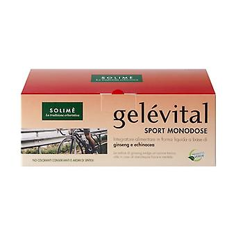 Gelevital Sport single-dose supplement 12 packets of 10ml