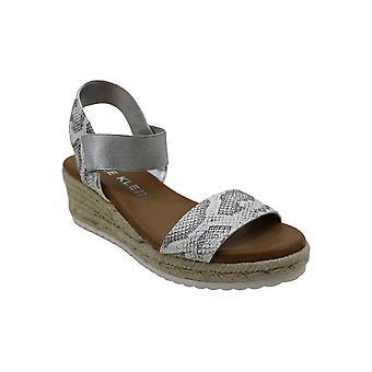 Anne Klein Womens Cait Open Toe Casual Espadrille Sandals