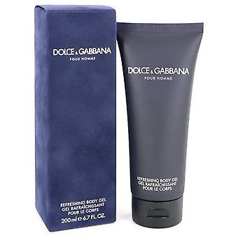 Dolce & Gabbana Refreshing Body Gel By Dolce & Gabbana 6.8 oz Refreshing Body Gel