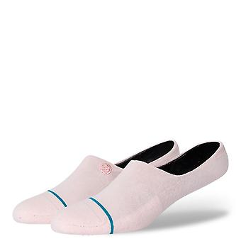 Stance Men's Socks ~ Icon No Show pink