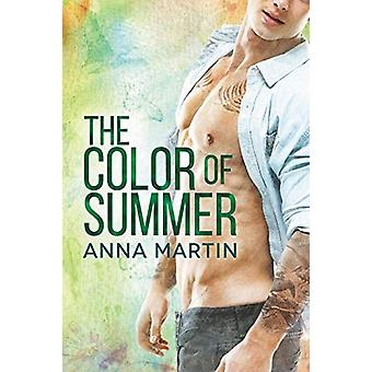 The Color of Summer by Anna Martin - 9781644051443 Book