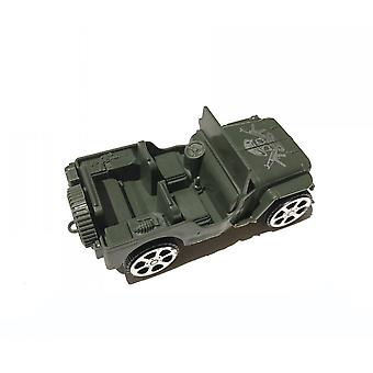 Wheeled Off-road Military Vehicle Toy