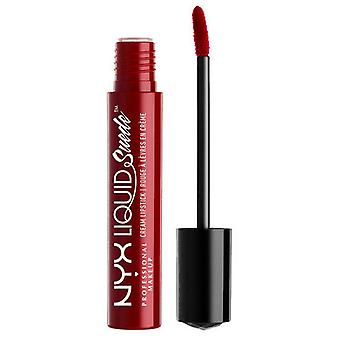 NYX Rouge à lèvres crème en daim liquide