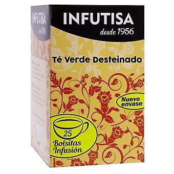 Infutisa Decaffeinated Green Tea 25 sachets