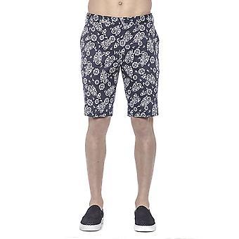 Pt Torino Men's Blue Shorts