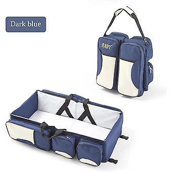 Lit portatif de nid de bébé, lit de voyage, sac d'emballage de momie pour des nouveau-nés, sûreté