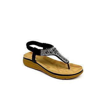 Lsa-8030 Black Shoe