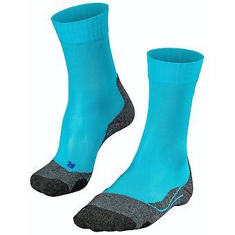 Falke Trekking 2 Cool Socks - Peacock Blue